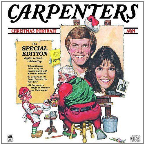 CARPENTERS / カーペンターズ / CHRISTMAS PORTRAIT / クリスマス・ポートレイト