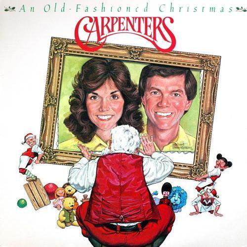 CARPENTERS / カーペンターズ / AN OLD FASHIONED CHRISTMAS / オールド・ファッションド・クリスマス