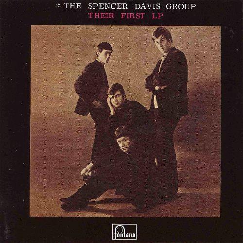 SPENCER DAVIS GROUP / スペンサー・デイヴィス・グループ / THEIR FIRST LP / ゼア・ファースト・LP+9