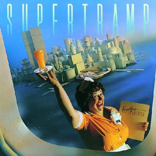 SUPERTRAMP / スーパートランプ / BREAKFAST IN AMERICA / ブレックファスト・イン・アメリカ