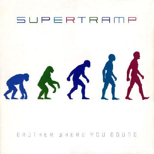 SUPERTRAMP / スーパートランプ / BROTHER WHERE YOU BOUND / フロンティアへの旅立ち