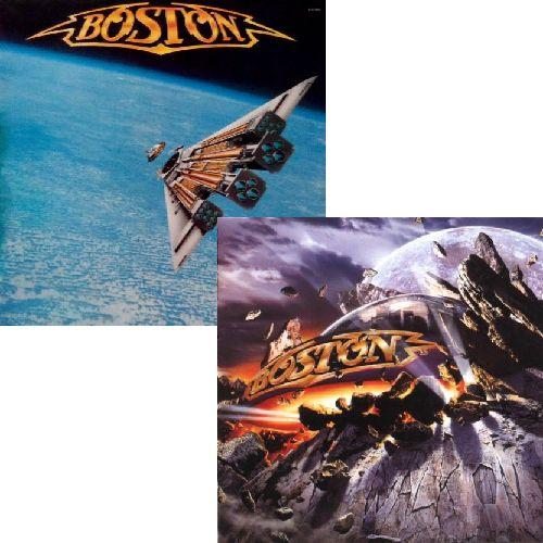 BOSTON / ボストン / 紙ジャケSHM-CD 2タイトルまとめ買いセット