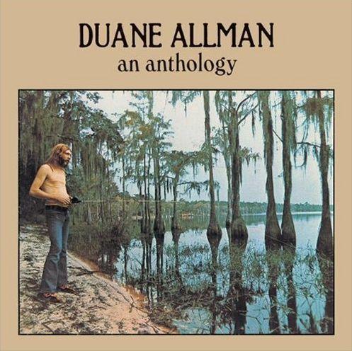 DUANE ALLMAN / デュアン・オールマン / AN ANTHOLOGY / アンソロジー