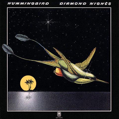 HUMMINGBIRD / ハミングバード / DIAMOND NIGHTS / ダイアモンドの夜