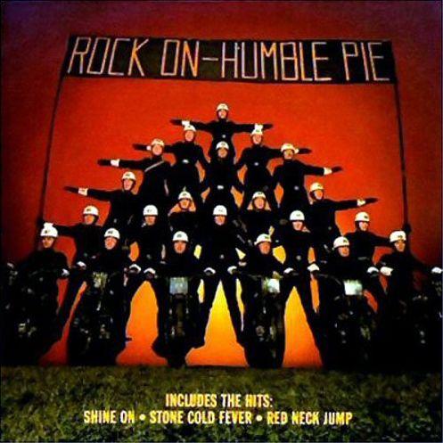 HUMBLE PIE / ハンブル・パイ / ROCK ON / ロック・オン
