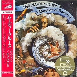 THE MOODY BLUES / ムーディー・ブルース / A QUESTION OF BALANCE / クエスチョン・オブ・バランス+6