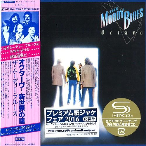 THE MOODY BLUES / ムーディー・ブルース / OCTAVE / 新世界の曙+5