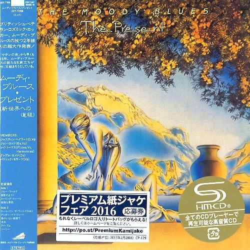 THE MOODY BLUES / ムーディー・ブルース / THE PRESENT / 新世界への道程+2