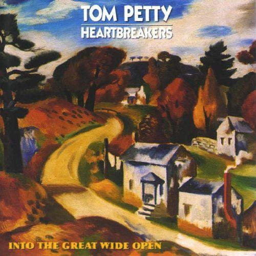TOM PETTY / トム・ペティ / INTO THE GREAT WIDE OPEN / イントゥ・ザ・グレイト・ワイド・オープン