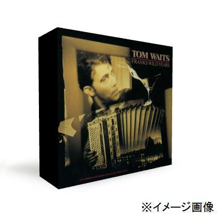 TOM WAITS / トム・ウェイツ / 紙ジャケSHM-CD 4タイトルまとめ買いセット