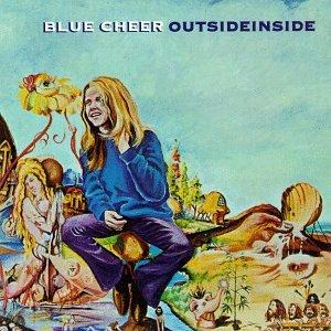 BLUE CHEER / ブルー・チアー / OUTSIDEINSIDE / アウトサイド・インサイド