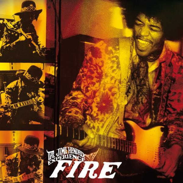 """ジミ・ヘンドリックス / FIRE (7"""")"""
