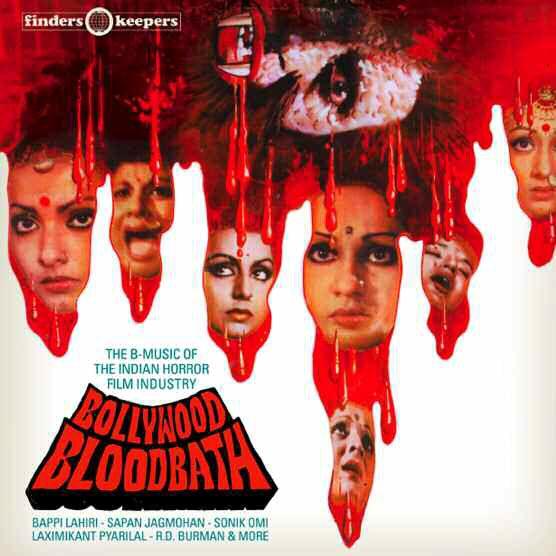 V.A. (WORLD MUSIC) / V.A. (辺境) / BOLLYWOOD BLOODBATH (CD)