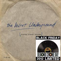 VELVET UNDERGROUND (& NICO) / ヴェルヴェット・アンダーグラウンド & ニコ / SCEPTER STUDIOS ACETATE (LP)