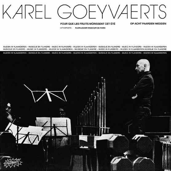 KAREL GOEYVAERTS / KAREL GOEYVAERTS (CD)