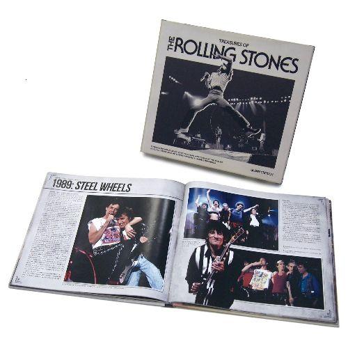 ROLLING STONES / ローリング・ストーンズ / ザ・ローリング・ストーンズ トレジャー・ブック