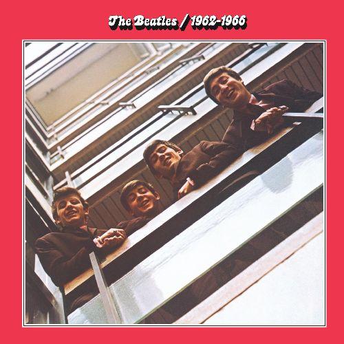 BEATLES / ビートルズ / ザ・ビートルズ 1962年~1966年 (180G 2LP)