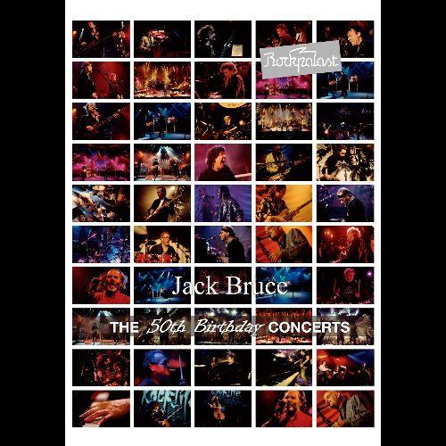 JACK BRUCE FEAT.GINGER BAKER & GARY MOORE / ジャック・ブルース feat. ジンジャー・ベイカー&ゲイリー・ムーア / ライヴ・イン・ジャーマニー 1993 (2DVD)