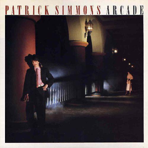 PATRICK SIMMONS / パトリック・シモンズ / ARCADE