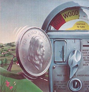 ROY WOOD / ロイ・ウッド / ON THE ROAD AGAIN / オン・ザ・ロード・アゲイン <PROGRESSIVE ROCK1300 SHM-CD>