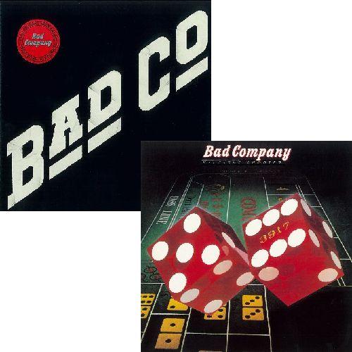 BAD COMPANY / バッド・カンパニー / CD 2タイトルまとめ買いセット