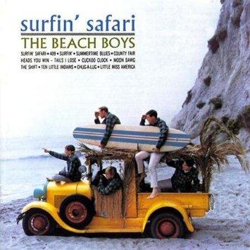 BEACH BOYS / ビーチ・ボーイズ / SUFIN' SAFARI (HYBRID SACD)