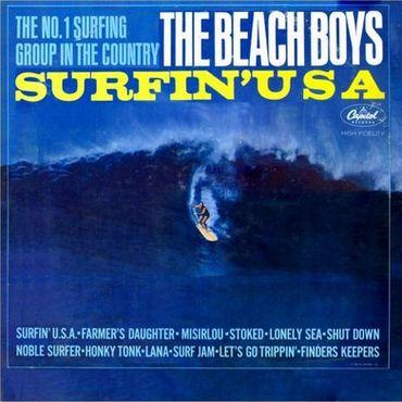 BEACH BOYS / ビーチ・ボーイズ / SURFIN' USA (HYBRID SACD)