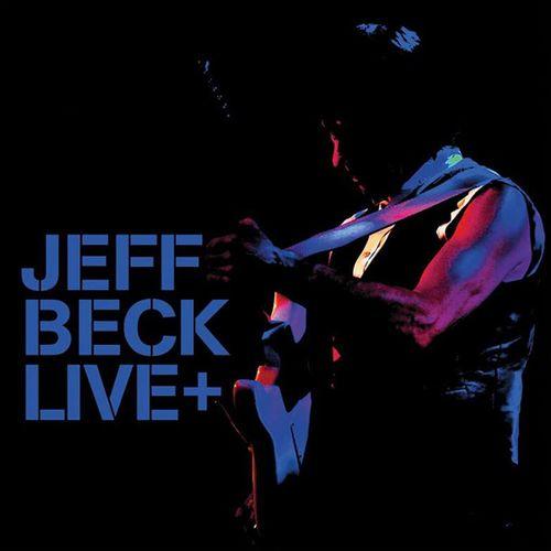 JEFF BECK / ジェフ・ベック / LIVE + (180G 2LP)