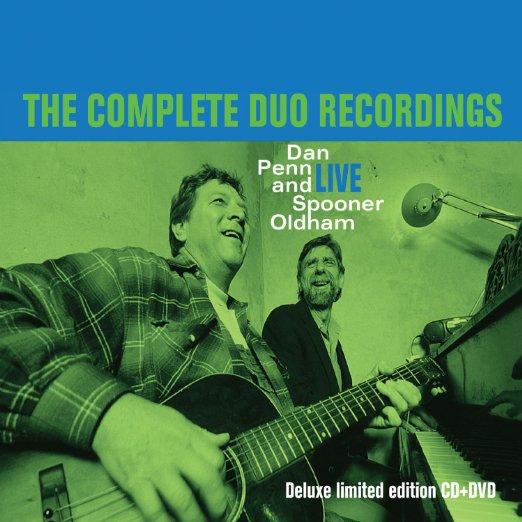 DAN PENN & SPOONER OLDHAM / ダン・ペン&スプーナー・オールダム / THE COMPLETE DUO RECORDINGS (CD+DVD)