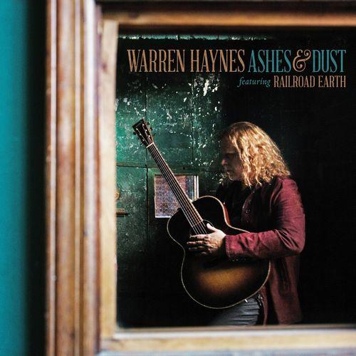 WARREN HAYNES / ウォーレン・ヘインズ / ASHES & DUST (FEATURING RAILROAD EARTH) (180G 2LP)