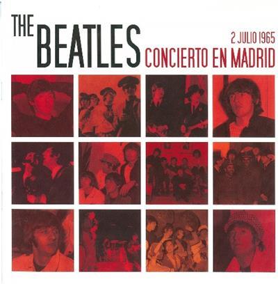 BEATLES / ビートルズ / CONCIERTO EN MADRID (CD)