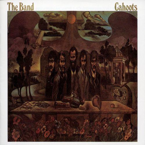 THE BAND / ザ・バンド / CAHOOTS (180G LP)