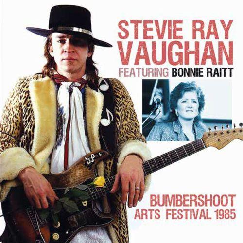 STEVIE RAY VAUGHAN AND DOUBLE TROUBLE / スティーヴィー・レイ・ヴォーン&ダブル・トラブル / BUMBERSHOOT ARTS FESTIVAL 1985 (CD)