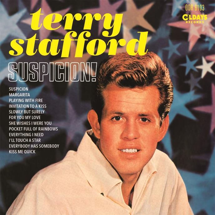 TERRY STAFFORD / テリー・スタッフォード / SUSPICION / サスピション