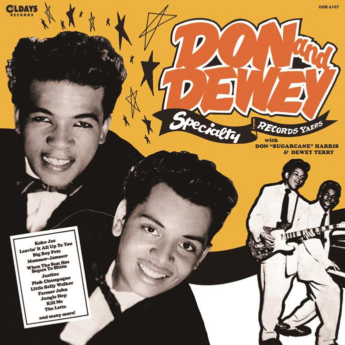DON & DEWEY / ドン&デューイ / DON & DEWEY / ドン・アンド・デューイ