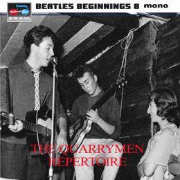 V.A. (BEATLES BEGINNINGS) / BEATLES BEGINNINGS 8 : THE QUARRYMEN REPERTOIRE (4CD)