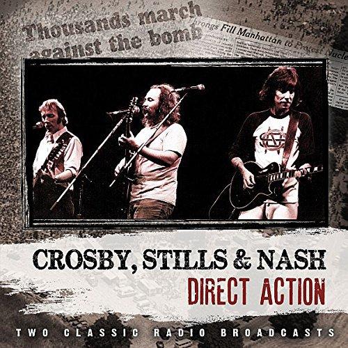 CROSBY, STILLS & NASH / クロスビー・スティルス&ナッシュ / DIRECT ACTION (CD)