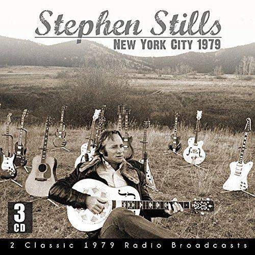 STEPHEN STILLS / スティーブン・スティルス / NEW YORK CITY 1979 (3CD)