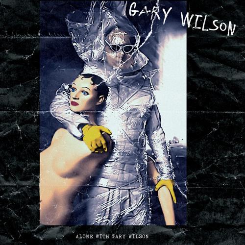 GARY WILSON / ALONE WITH GARY WILSON (LP)