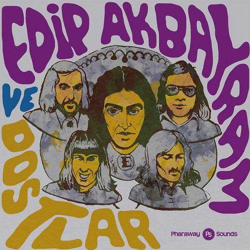 EDIP AKBAYRAM & DOSTLAR / SINGLES OVERVIEW 1974-1977 (LP)