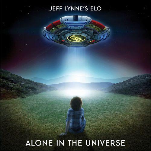 JEFF LYNNE'S ELO / ジェフ・リン&ELO / ALONE IN THE UNIVERSE / アローン・イン・ザ・ユニバース (デラックス・エディション)