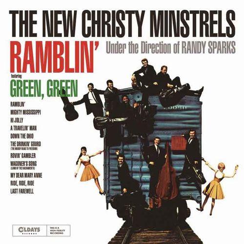 NEW CHRISTY MINSTRELS / ニュー・クリスティ・ミンストレルズ / ランブリン、 フィーチャーリング・グリーン・グリーン