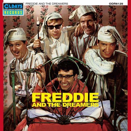 FREDDIE & THE DREAMERS / フレディ&ザ・ドリーマーズ / フレディ・アンド・ザ・ドリーマーズ