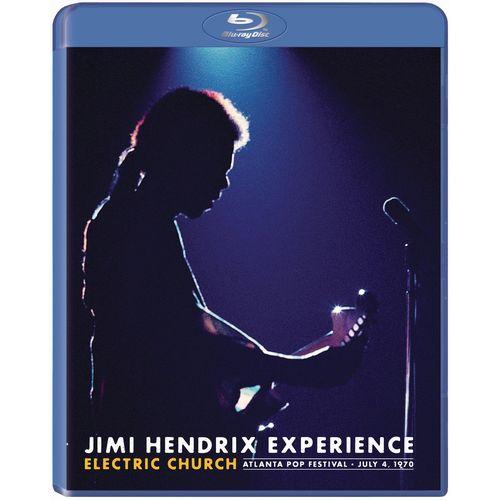 JIMI HENDRIX (JIMI HENDRIX EXPERIENCE) / ジミ・ヘンドリックス (ジミ・ヘンドリックス・エクスペリエンス) / JIMI HENDRIX: ELECTRIC CHURCH (BLU-RAY)