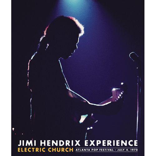 JIMI HENDRIX (JIMI HENDRIX EXPERIENCE) / ジミ・ヘンドリックス (ジミ・ヘンドリックス・エクスペリエンス) / JIMI HENDRIX: ELECTRIC CHURCH (DVD)