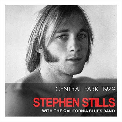 STEPHEN STILLS / スティーブン・スティルス / CENTRAL PARK 1979 (CD)