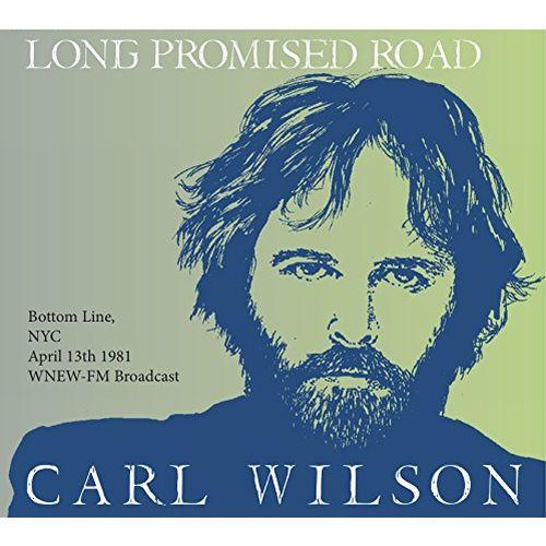 CARL WILSON / カール・ウィルソン / LONG FORGOTTEN ROAD (CD)