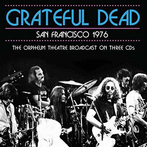 GRATEFUL DEAD / グレイトフル・デッド / SAN FRANCISCO 1976 (3CD)