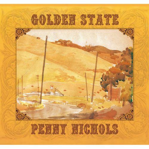 PENNY NICHOLS / ペニー・ニコルス / GOLDEN STATE (CD)