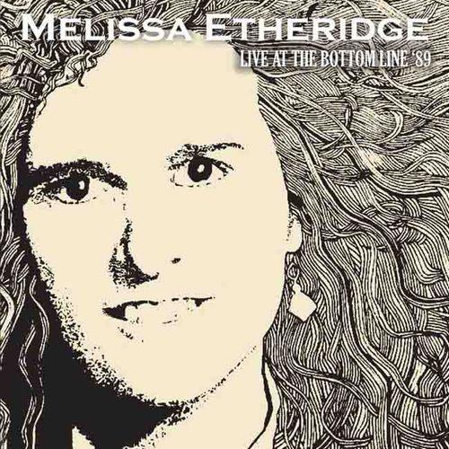 MELISSA ETHERIDGE / メリッサ・エスリッジ / LIVE AT THE BOTTOM LINE '89 (CD)
